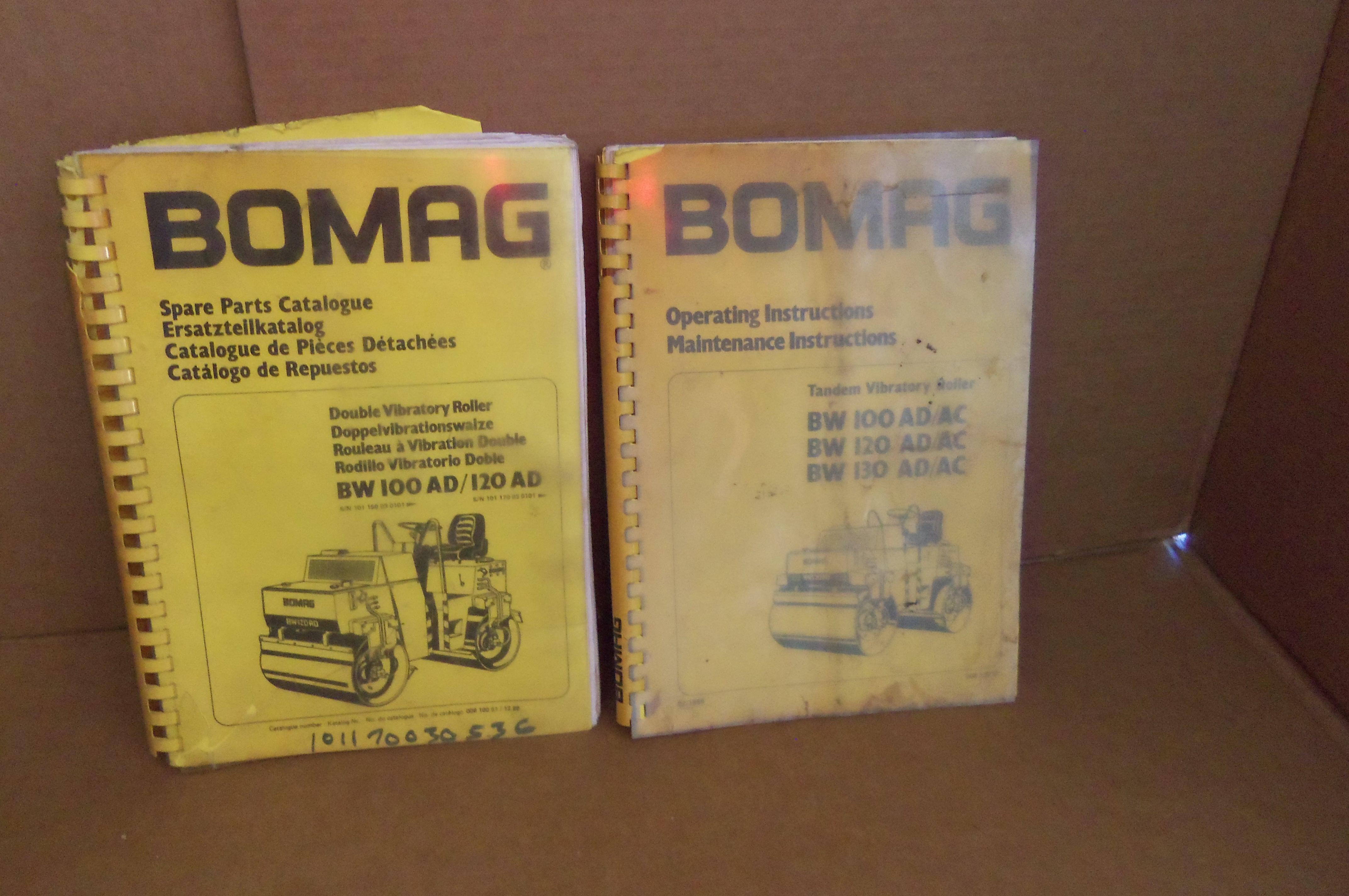 bomag bw 120 ad 3 manual