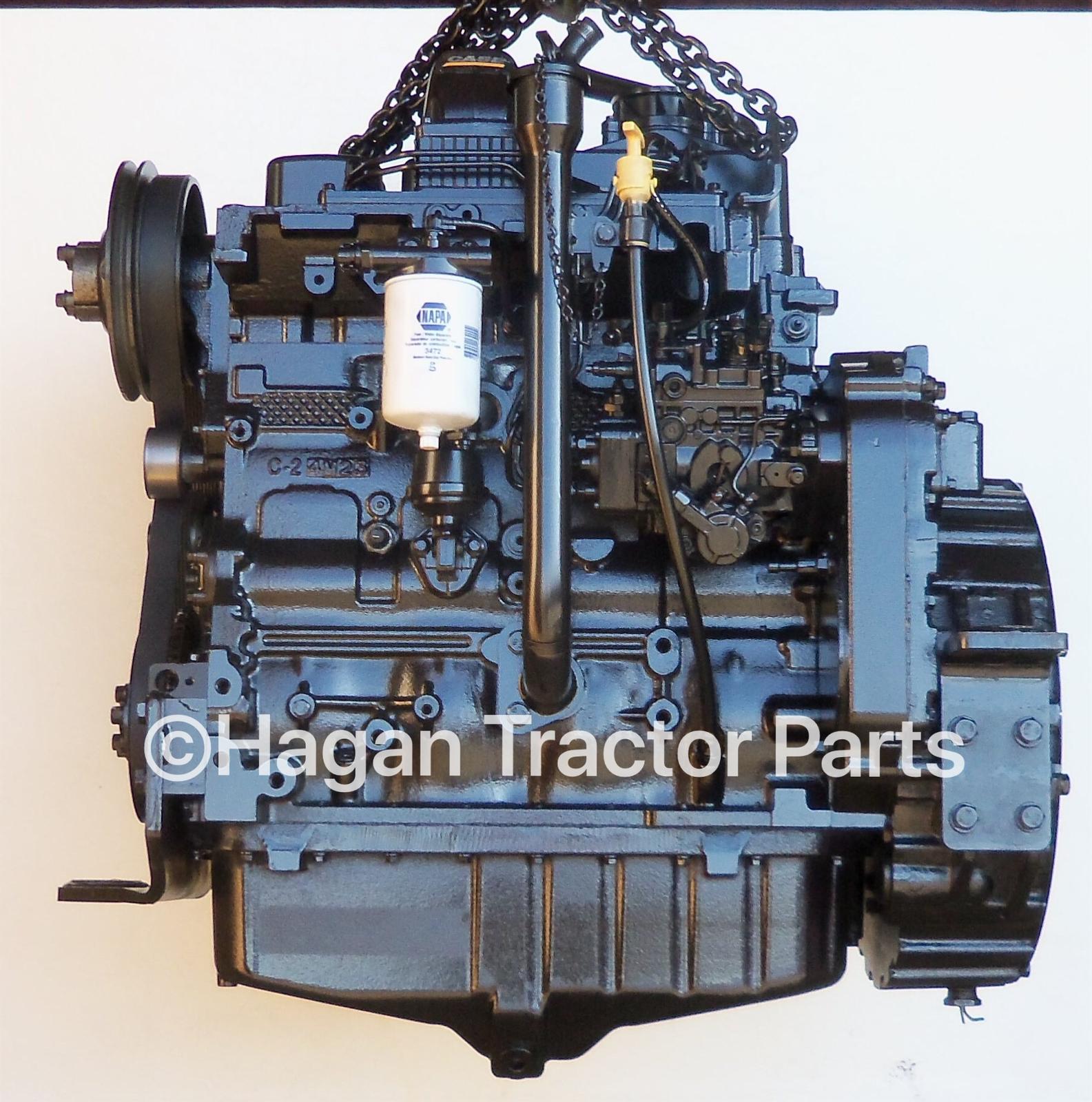 Hagan Tractor Parts
